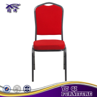 Stackable easy stacking banquet hall chairs furniture for wedding event party