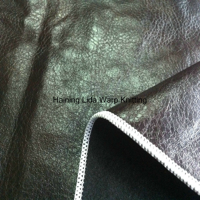 hot sale suede sofa fabric with gold foil