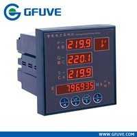 power and harmonics analyzer electric digital power meter rs485