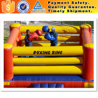 durable inflatable boxing ring, wrestling ring for sale