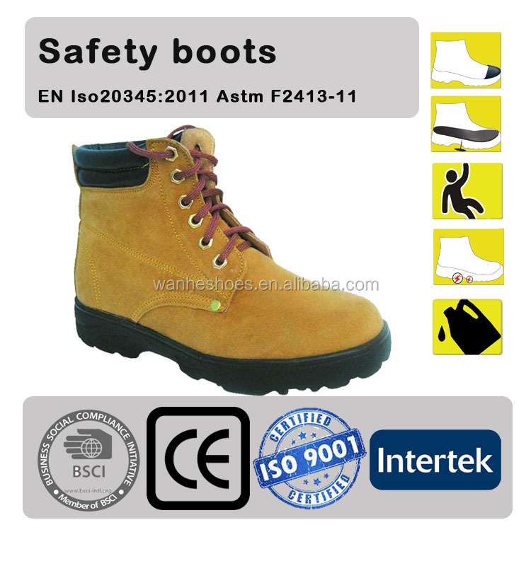 labour protection outdoor oilfield heavy industry workers shoes safety worker shoes