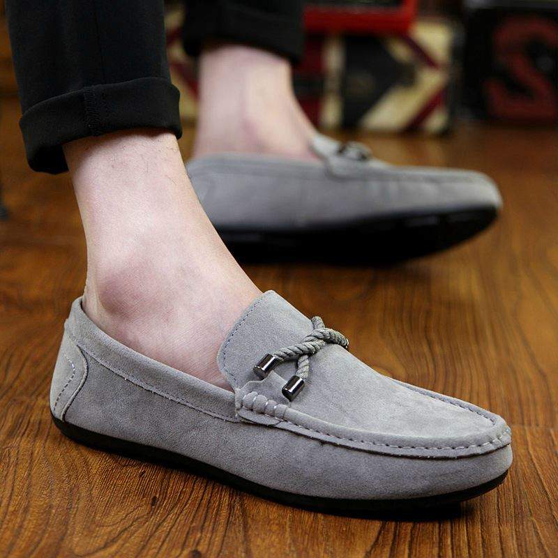 Stylish style comfortable facy doug casual shoes male