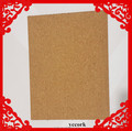 915*610*5mm cork sheet, cork board sheet, cheap cork sheet
