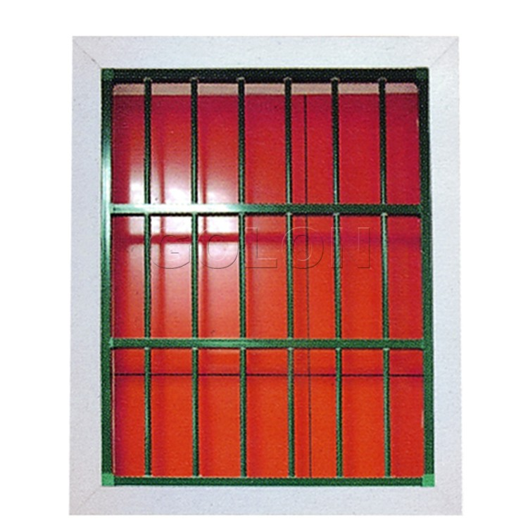 Modern new house window grill design safety window grill for Modern zen window grills design
