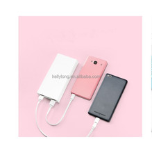 High capacity 20000mAH POWER BANK HIGH QUALITY CHINA MANUFACTURE 2 OUTPUT PORTABLE CHARGER LOW PRICE POWER BANK KD-145