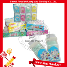 Paper Mint Candy Cool Fresh Breath Strip with Tattoo