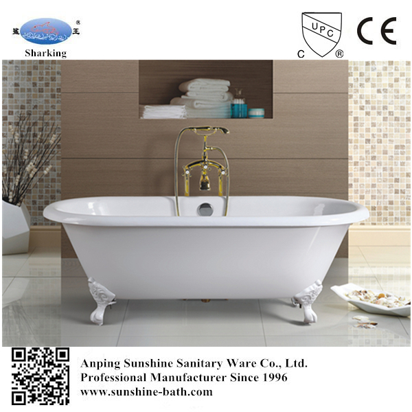 Cupc Custom Size And Color Cheap Freestanding Bathtub