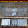 LB Live Animal Professional Style Collapsible Two-Door Large Raccoon, Small Dogs, and Fox Cage Trap China Factory