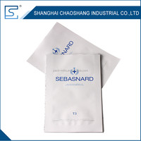 Custom Printed Industrial Side Seal Laminated Aluminum Foil Mylar Bags