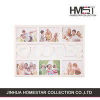 High quality fashion glass Photo Frame for decoration and furniture