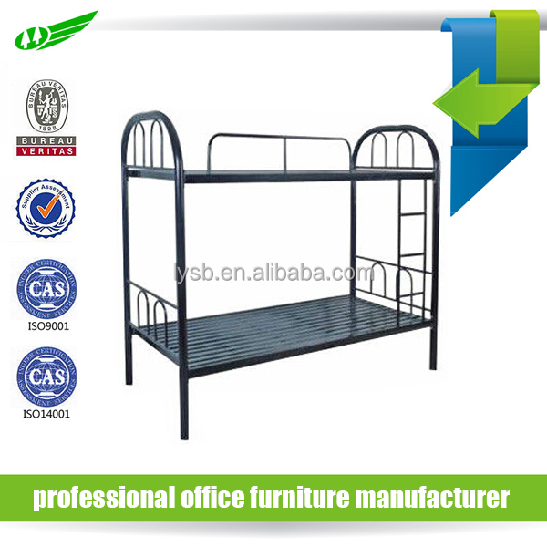 military used durable army metal bunk bed