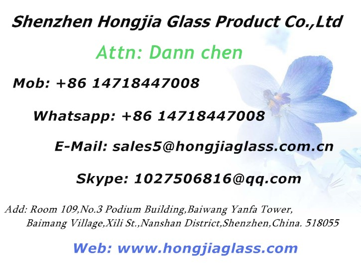Interior Decorative Glass Used For Bathroom Door