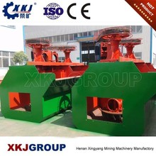 Gold panning or Gold mining flotation separating machine