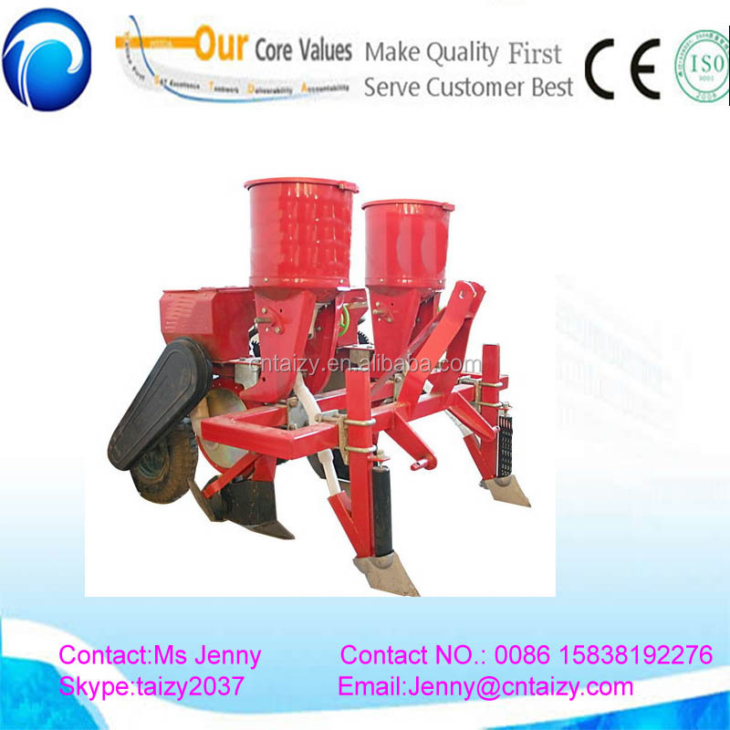 new model No-tillage corn seeder/CE approved corn drill maize seeder planter