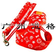 dog collar(Japanese jeans knapsack with leash)