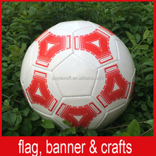machine swen printed sport soccer ball,promotion custom PVC leather football soccer for match