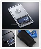 300g x 0.01g Mini Digital Scale Jewelry Pocket Gram LCD