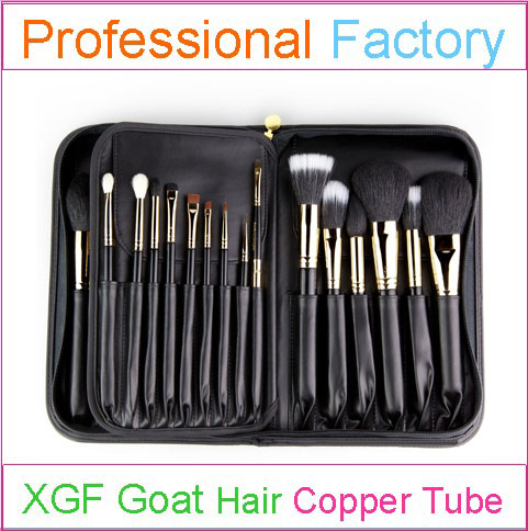 29pcs high quality professional cosmetic make up brush