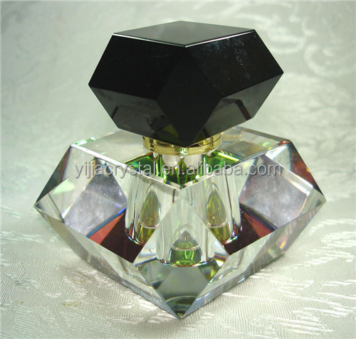 Wholesale best cheap 3ml crystal perfume bottle