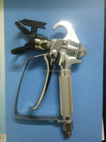 industrial spray gun hand tool/colour spray gun popular export high pressure airless gun'