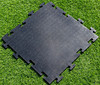 Professional EPDM sparkled interlocking gym rubber flooring