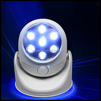super bright motion activated cordless light Wireless Porch sensor light
