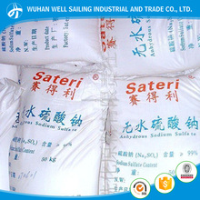 Sodium Sulphate Anhydrous Glauber Salt Specification