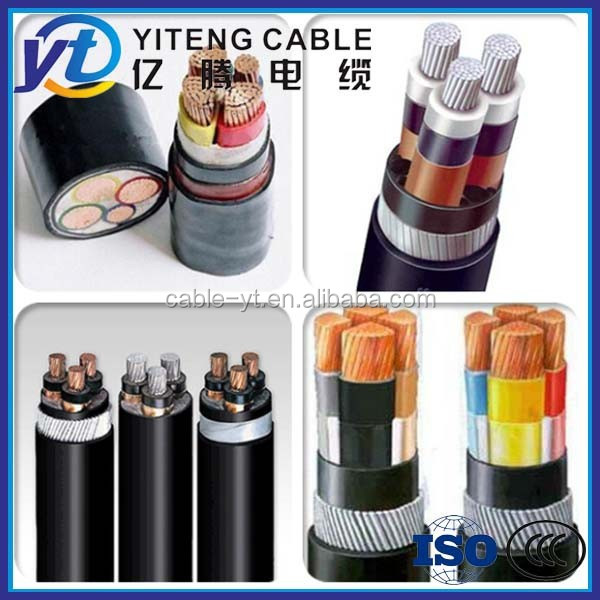 copper conductor lead sheathed cable