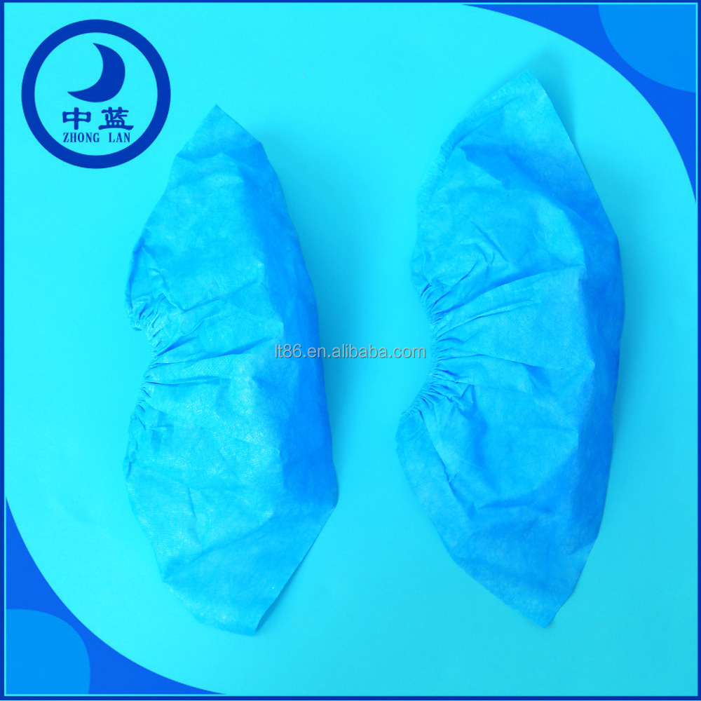 Disposable Surgical Shoe Covers/Medical Shoes protected covers/Shoes Weared In Operating Room