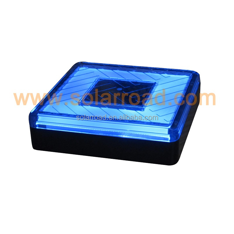 High Brightness Outdoor Plastic Solar Brick