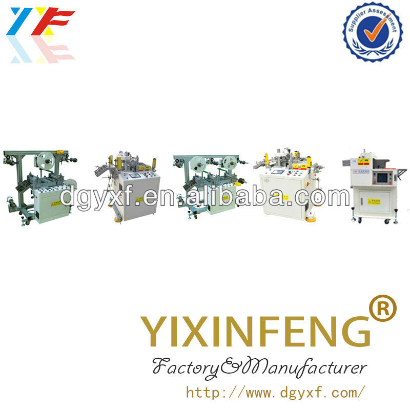 Copper Foil Die Cutting Machine
