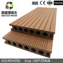 2015 Hot sale!water resistance wpc flooring. High quality, CE certificate, wood plastic composite decking /wpc board