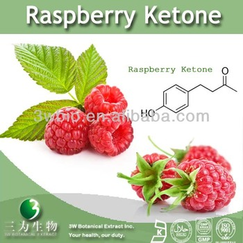 98% Raspberry Ketone Food Supplement Supplier