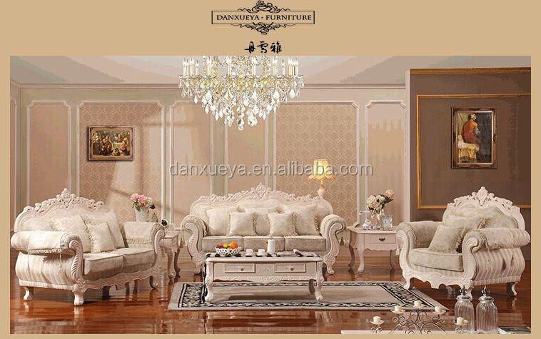 Danxueya Otobi Royal Imperial Sofa With Fabric Hot Selling