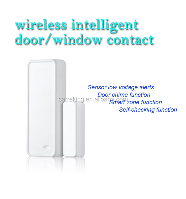 Bluetooth door sensor
