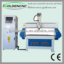 high quality Hiwin guide rail woodworking cnc router machines for pvc door panels