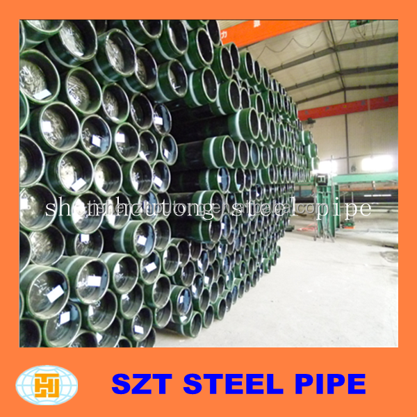 Minerals& Metallurgy/casing pipe/pipe casing for gas and oil/ oil well casing pipe