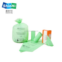 new products 100% biodegradable compostable plastic garbage bags