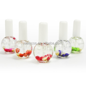 dry flowers nails cuticle oil for popular gel polish