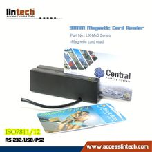 USB Magnetic Card Reader for stripe card/memory card micro sd