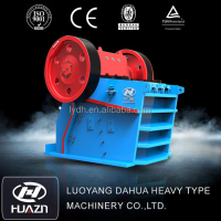 Luoyang Dahua bone crusher machine for sale ASJ-E jaw crusher