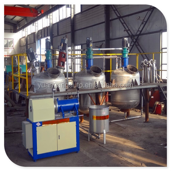 2000T/year Emulsion Paint Production Plant/ Coating manufacture line