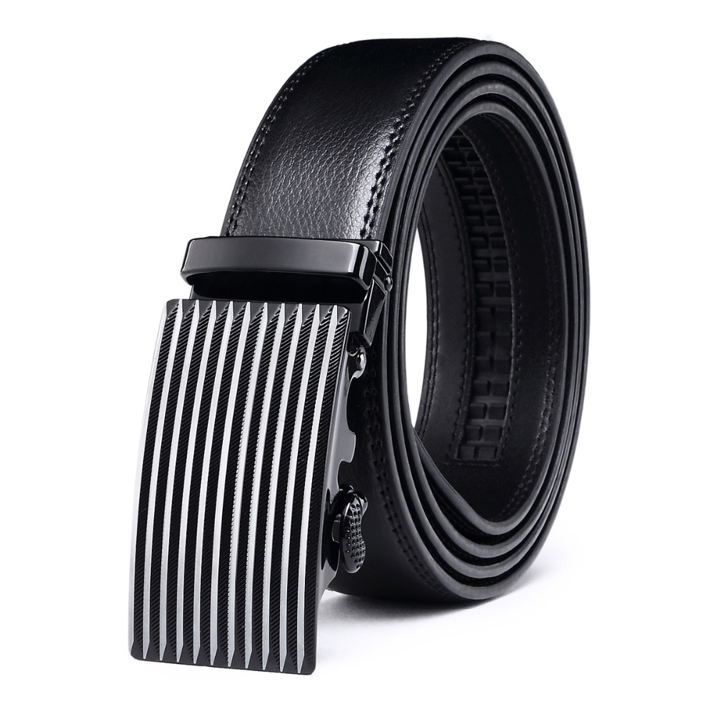 Genuine Leather Automatic Replica Designer Best Belt For Men