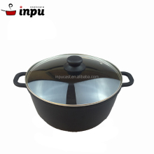 Korean aluminum Double Ear Stock Pots