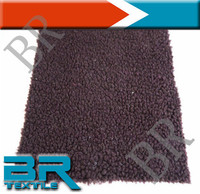 100%Polyester knitting berber Fleece fabric