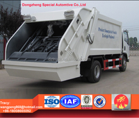 qingling 7000L compression garbage truck ,6ton dustcart, waste collection truck for sale