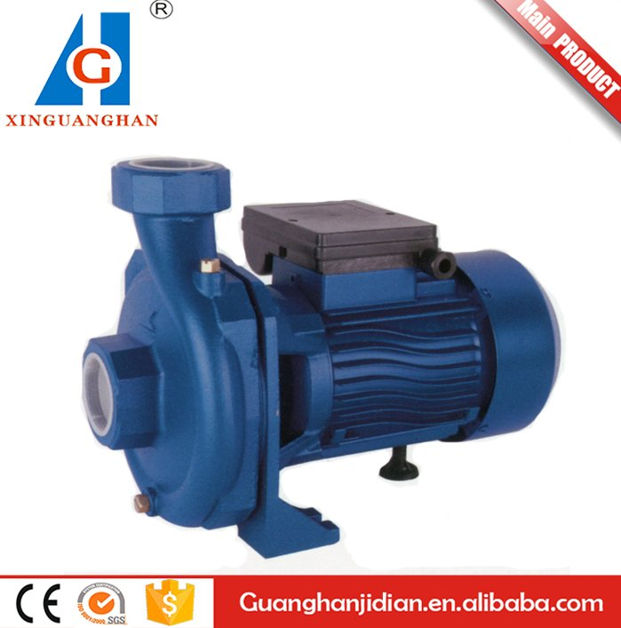 1.5inch inlet/1 inch outlet brass impeller domestic electric centrifugal submersible pump