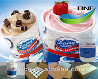 Food preservatives for ice cream