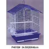 High quality plastic wire cage foldable pet cage chinese bird cage