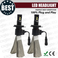 Auto lighting system high power 5HL cree auto led headlight h4 led high low beam